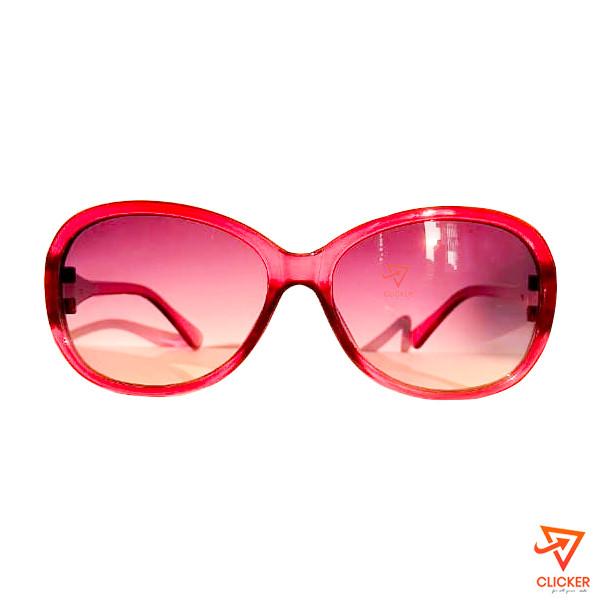 Clicker best deal RED framed red Sunglss 1930