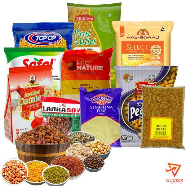 Clicker category Cereals 4