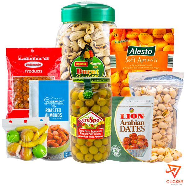 Clicker category Dry Fruit & Nuts 18